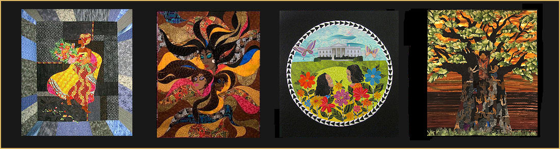 Quilt As Art - Barbara McCraw Award Winning Quilt Artist