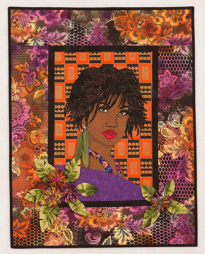 Quilt As Art - Quilt Artist Barbara McCraw